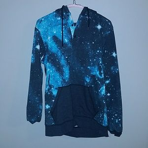 On the Byas Galaxy Sweatshirt